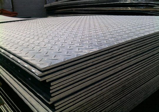 Steel Plates Temporary Road Plates Available For Hire Now