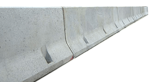 JJ Hooks Concrete Barriers