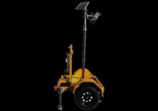 Solar Surveillance System