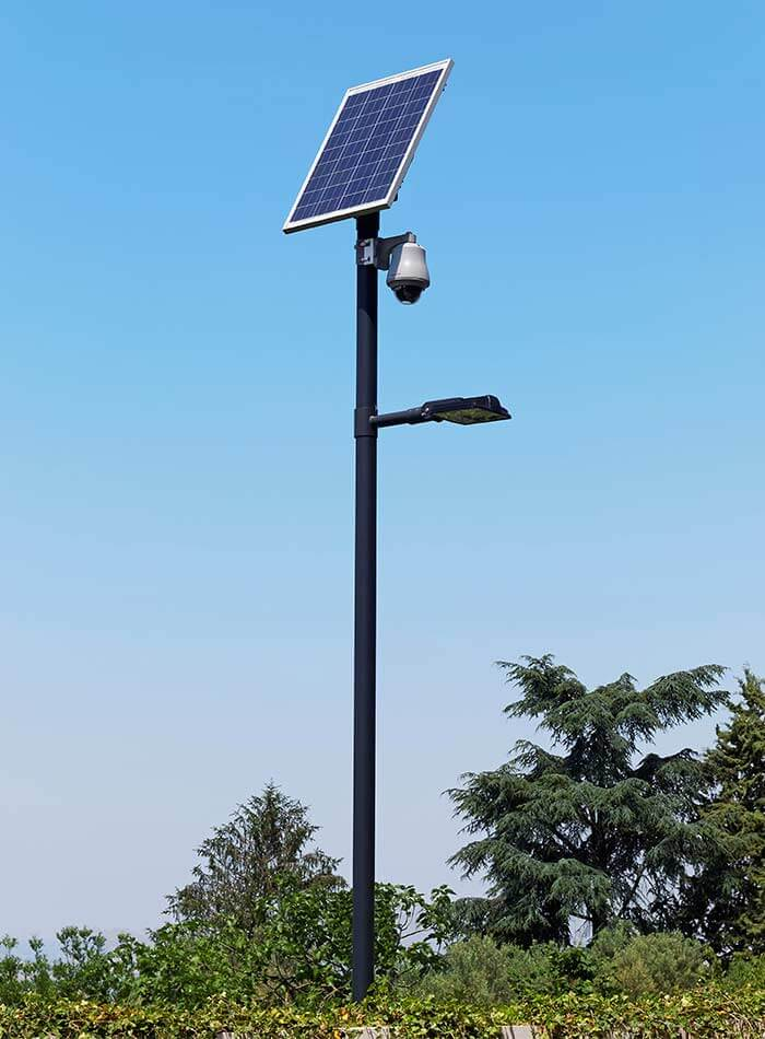 Solar Surveillance System - Traffic Control Equipment Hire Gold Coast - Etc Hire