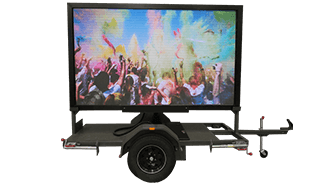 LED Billboards | Traffic equipment Gold Coast | ETC Hire