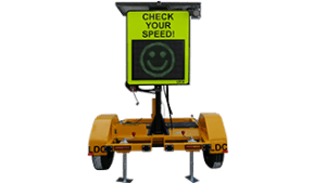 Radar Speed Sign | Traffic equipment Gold Coast | ETC Hire